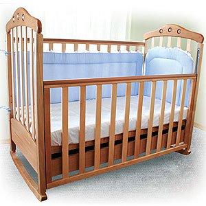 Детские кроватки двухъярусные